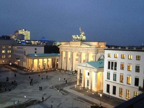 O queridinho número 1 dos turistas: Brandenburg Tor